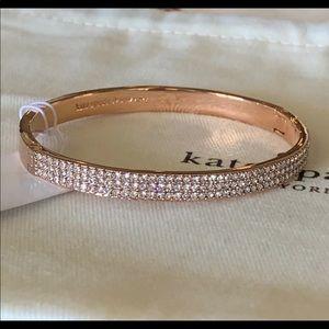 Kate Spade! Pave Bangle Bracelet